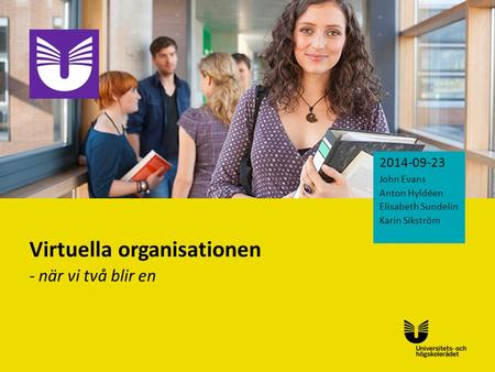 Virtuella organisationen