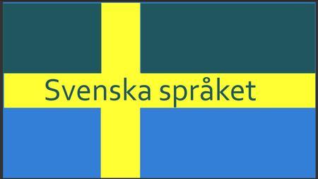 svenska språk online gratis