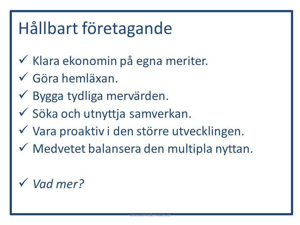 Naturskyddsföreningen www.christerowe.se