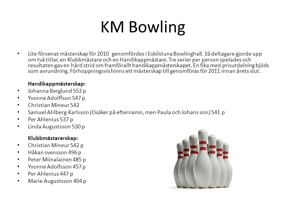 Bowling Förarprov • Innan vi bowlade laddade vi upp med en middag på Ming Palace.