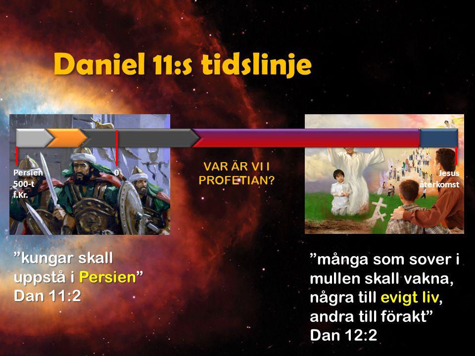 Daniel 10:1, 4 I den persiske kungen Koresh tredje regeringsår fick Daniel, som också kallades Beltesassar, en uppenbarelse… vid stranden av den stora floden Hiddekel.