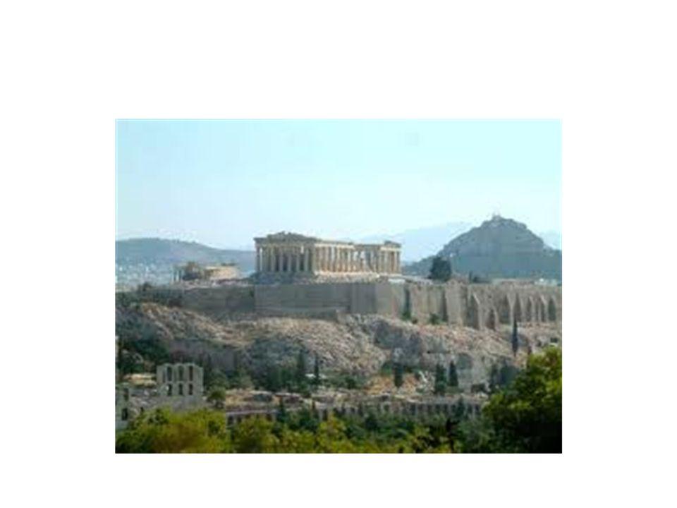 Filosofer - tänkare • Ville ge vetenskapliga förklaringar till hur världen fungerar • Demokritos – allt bestod av små byggstenar, atomer • Tales – räknade ut sol- och månförmörkelser • Hippokrates – läkekonst/sjukdomar • Sokrates – en av de viktigaste (och mest kända) filosoferna.