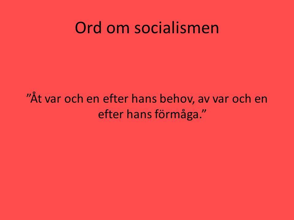 Socialismens historia • Kommer under Industriella revolutionen.