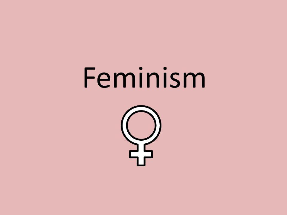 Grundidé & Nyckelord • Jämlikhet • Kvinnan är idag en del av förtryck • Löneskillnader ska bort.