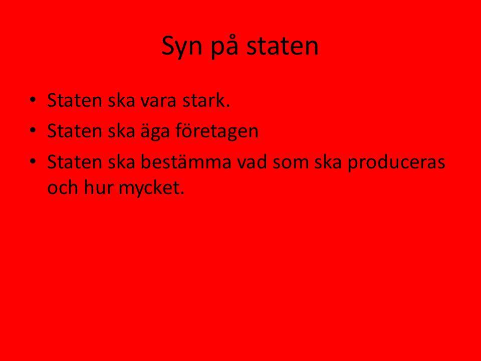 Kommunismen i Sverige • Inget enbart kommunistiskt parti i Sverige idag.