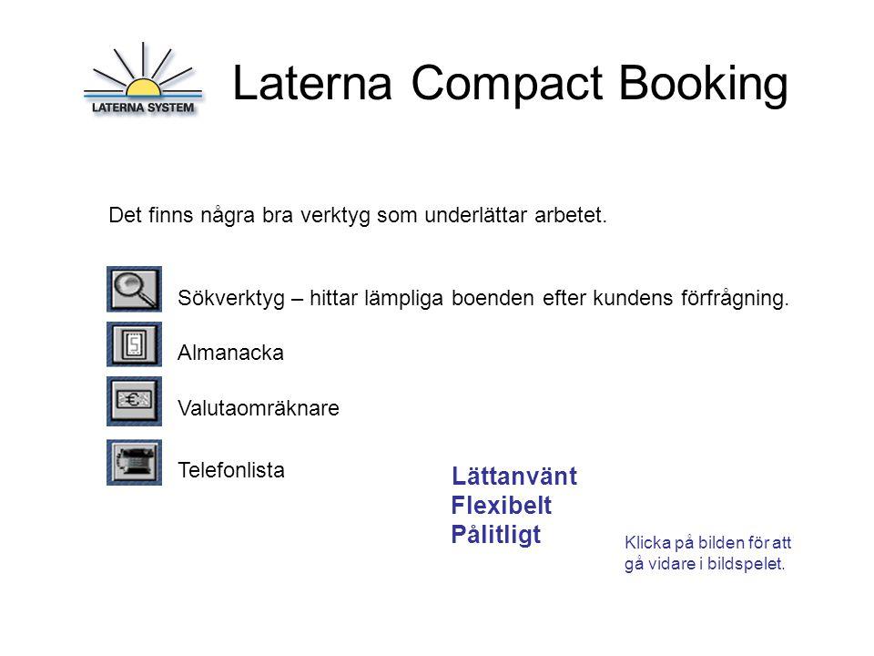 Laterna Compact Booking sista sidan Nu är bildspelet slut.
