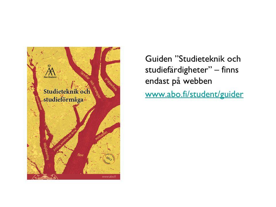 Kurser och handledning i allmänkompetenser och resurser för studerande 27.8.2012Åbo Akademi - Domkyrkotorget 3 - 20500 Åbo 17