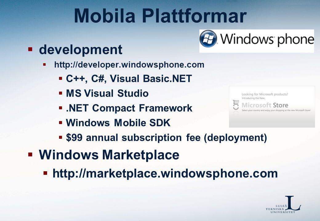 Mobila Plattformar iPhone OS  inlåst eller stabil.