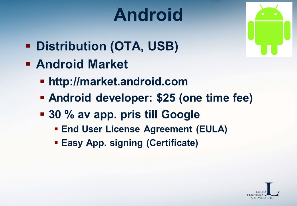 Android App.