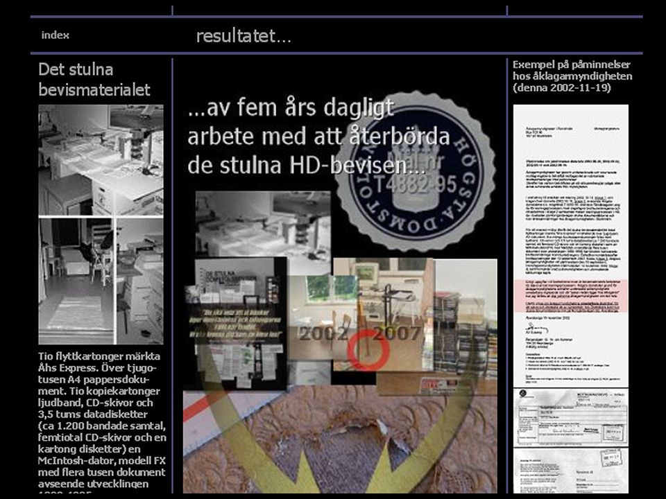 Alf SusaegKenneth Flood STULNA domstolsbevisen