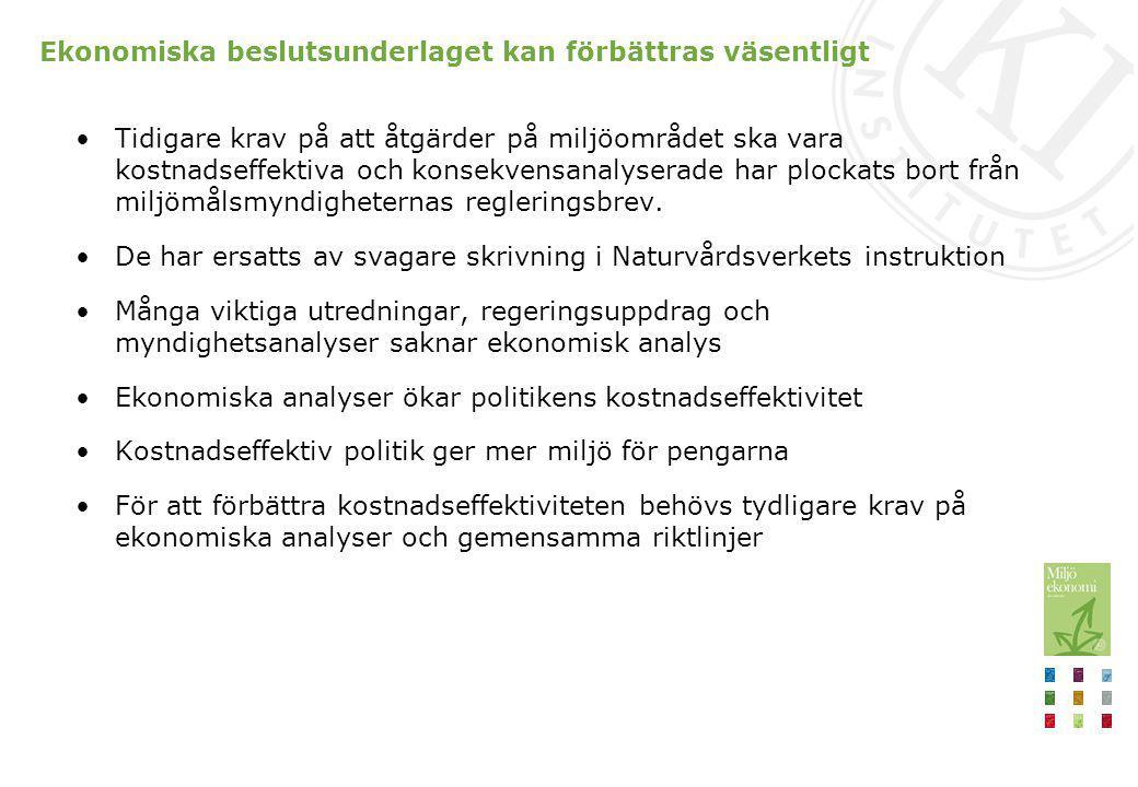 Andra frågor som besvaras i rapporten Gröna jobb vad är det och finns de.