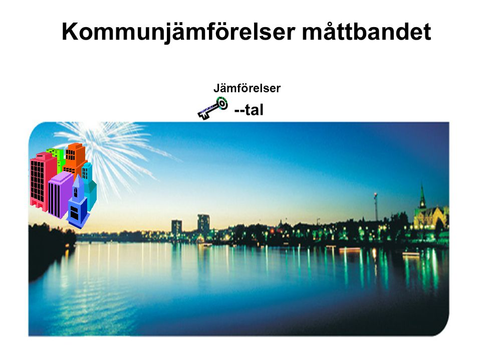 -- Luleå -- Ö-vik -- Boden -- Sundsvall -- Piteå -- Östersund -- Skellefteå -- Umeå Jämförande kommuner