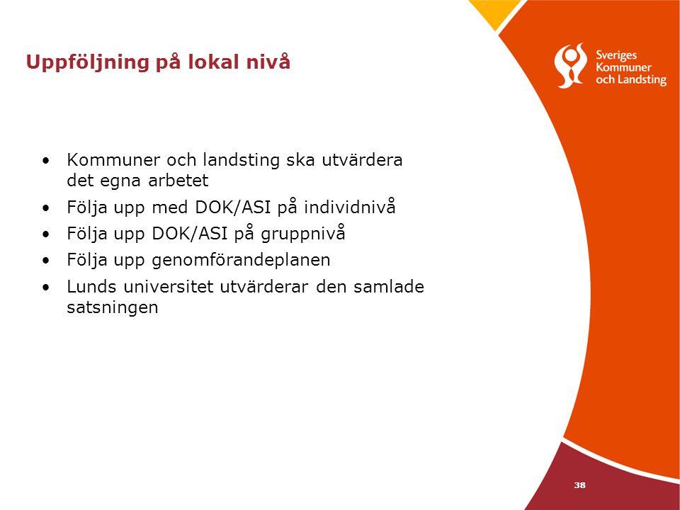 39 Vill du följa utvecklingen? www.skl.se/kunskaptillpraktik