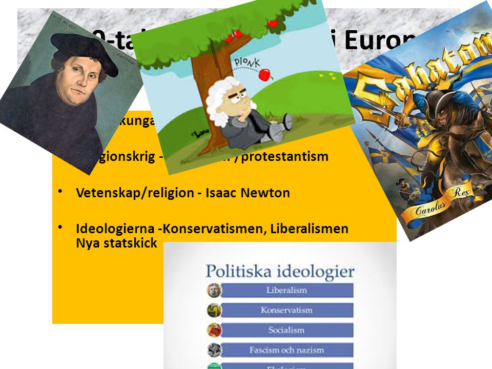 Krigarkungarna – Sverige är en stormakt.