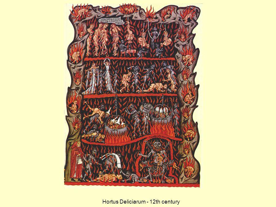 Islam  Jahannam جهنم (jmfr Gehenna)  Eldigt helvete i motsats till paradiset.