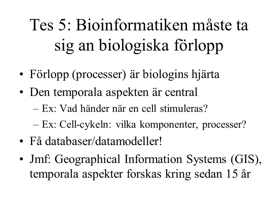 Proto-Systems biology.