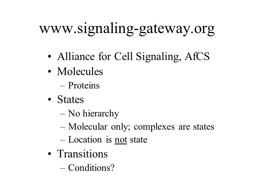 GeneCV The life of a biomolecule Molecular data only.