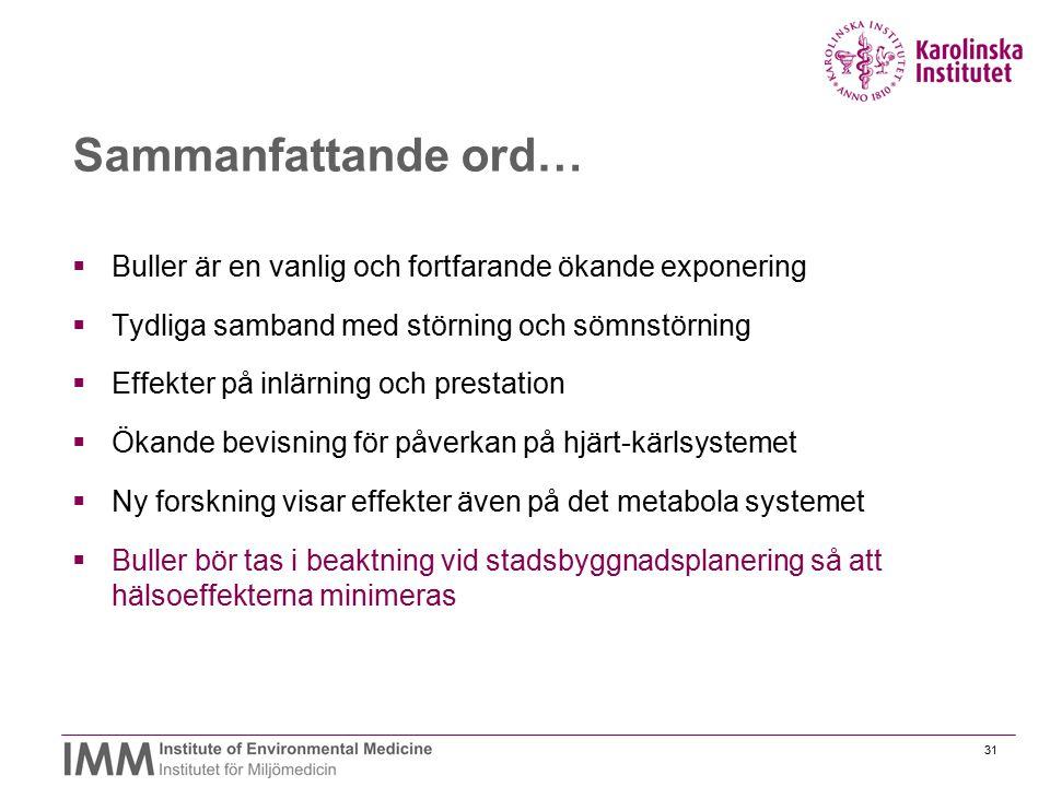 Tack för uppmärksamheten! Charlotta.eriksson@sll.se