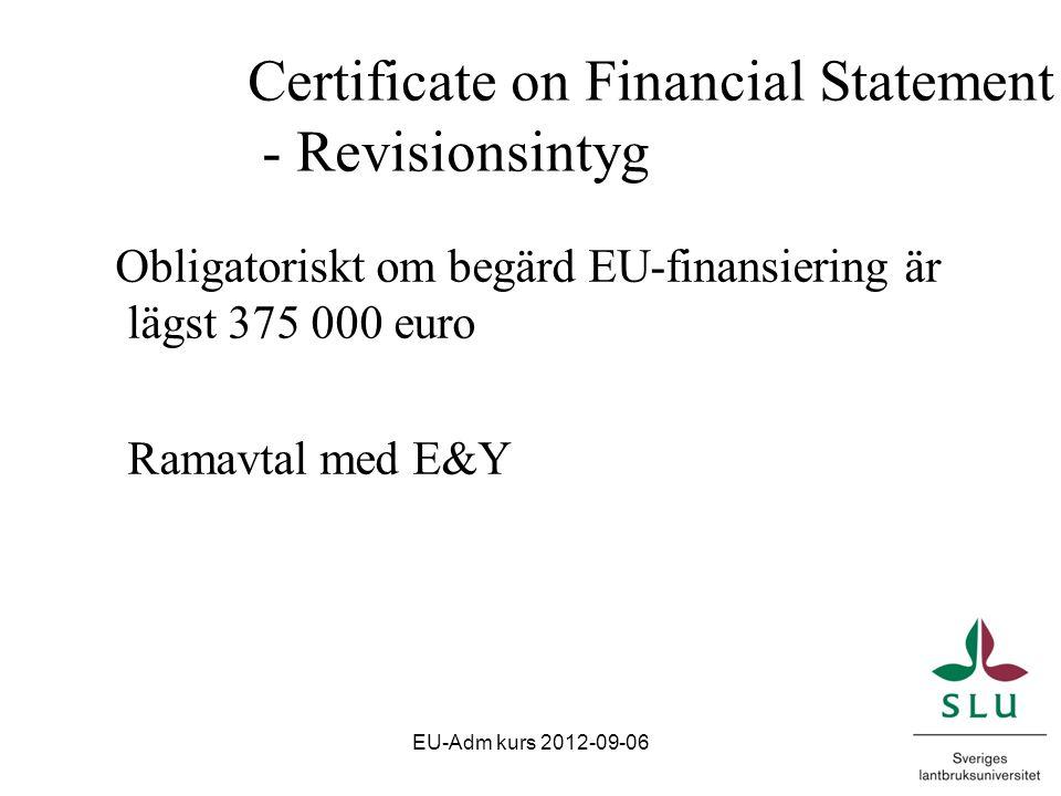 Typ av aktivitetRTDDemoTraining Manage- ment Other 2 Personalkostnader100 000 2 00010 0000 Övriga direkta kostn - förbrukningsvaror - resor mm 25 000 10 0005 0002 000 S:a direkta kostnader125 000 12 00015 0002 000 Indirekta kostnader (60 %) 1 75 000 7 2009 0001 200 Total budget200 000 19 20024 0003 200 EU-finansiering150 000 19 20024 0003 200 Max EU-finansiering 75%50%100% 0 EU-Adm kurs 2012-09-06
