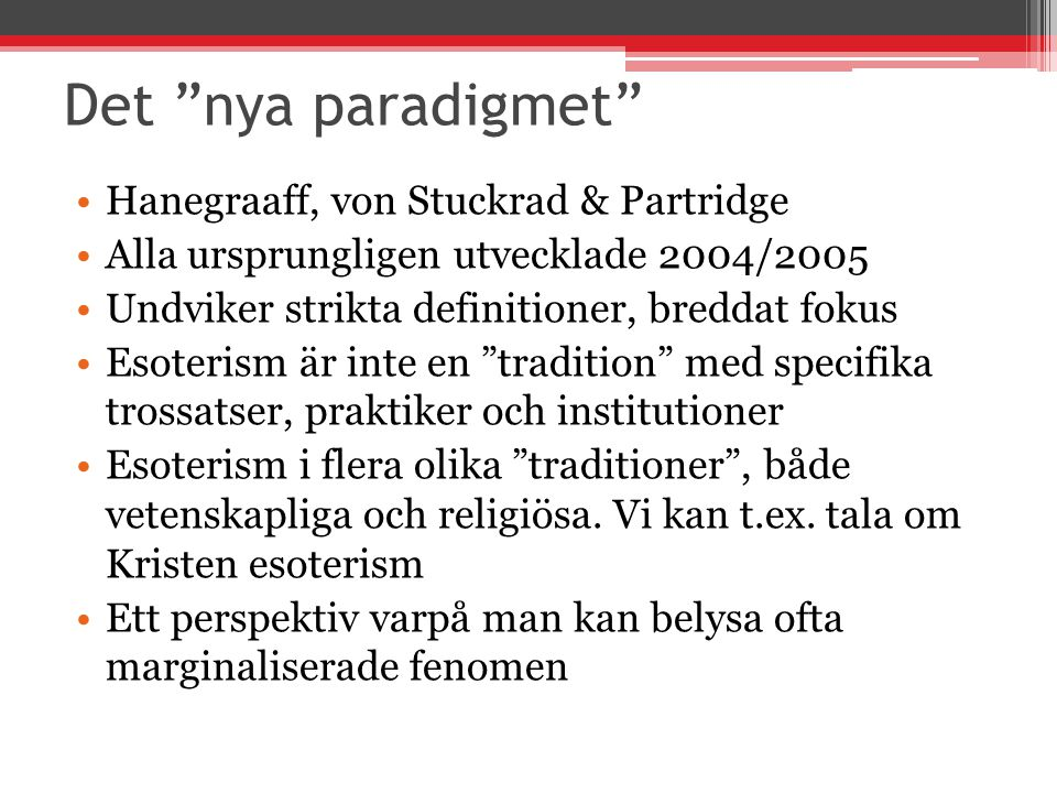 Wouter Hanegraaff T.ex.