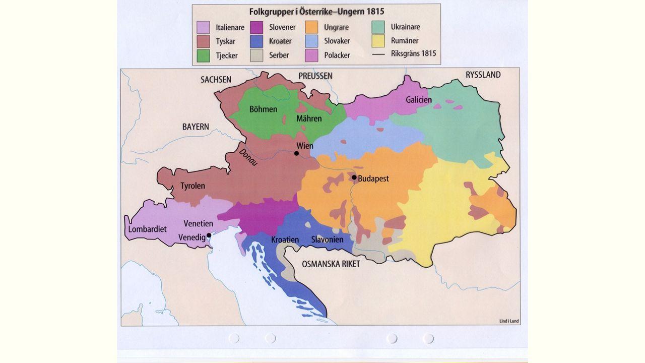 Europakartan för år 2000