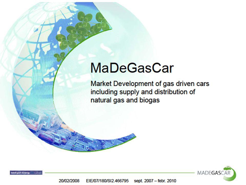 Biogas Sydost www.biogassydostse bengt.nordstrom@energikontorsydost.se OH 3 Madegasacar aims at developing the market for cars driven by natural gas or bio methane.