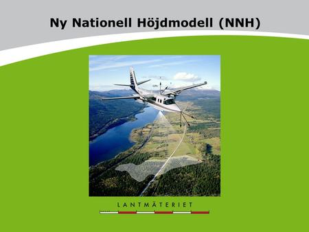 Ny Nationell Höjdmodell (NNH). Laserskanning (LiDAR) Graphics: DN/Stefan Rothmaier Aerial photo 3D-model of same area New DEM for Sweden.