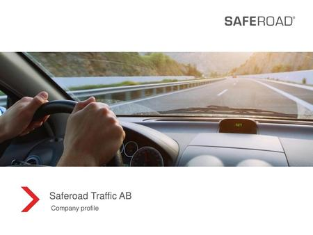 Saferoad Traffic AB   Company profile