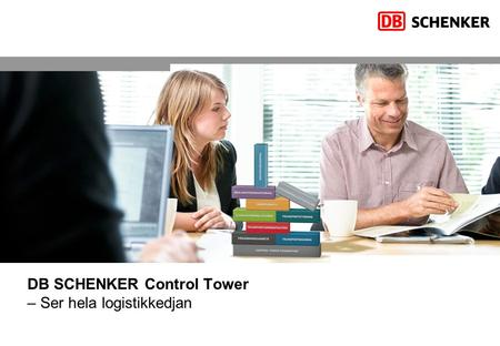 DB SCHENKER Control Tower