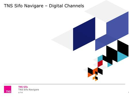 TNS Sifo Navigare – Digital Channels