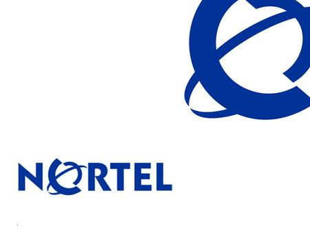 1. Nortel Confidential Information BUSINESS MADE SIMPLE 2 Nortel Unified Communications Asko Hotakainen Senior Sales Engineer NCTS, NCDS.