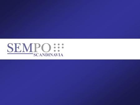 1sempo.org Search Engine Marketing Professional Organization.