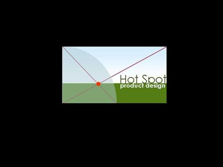 Hot Spot product design