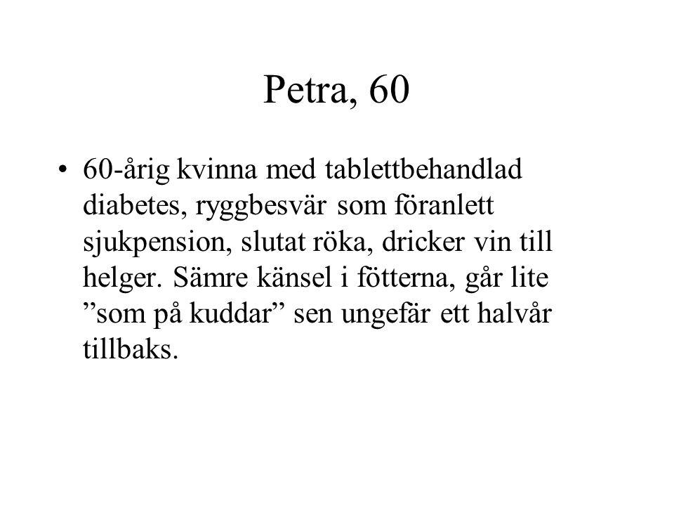 Petra, 60