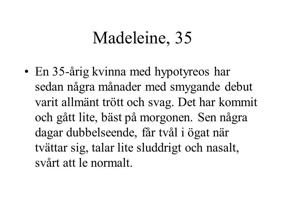 Madeleine, 35