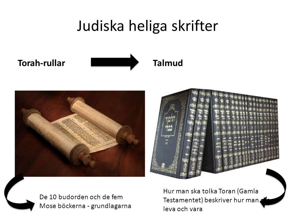 Judiska heliga skrifter