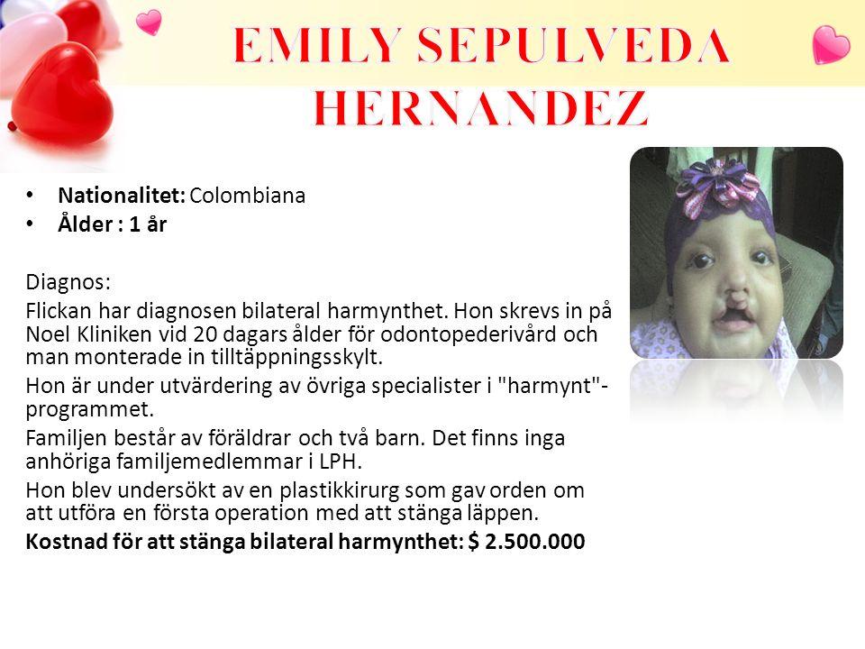 EMILY SEPULVEDA HERNANDEZ