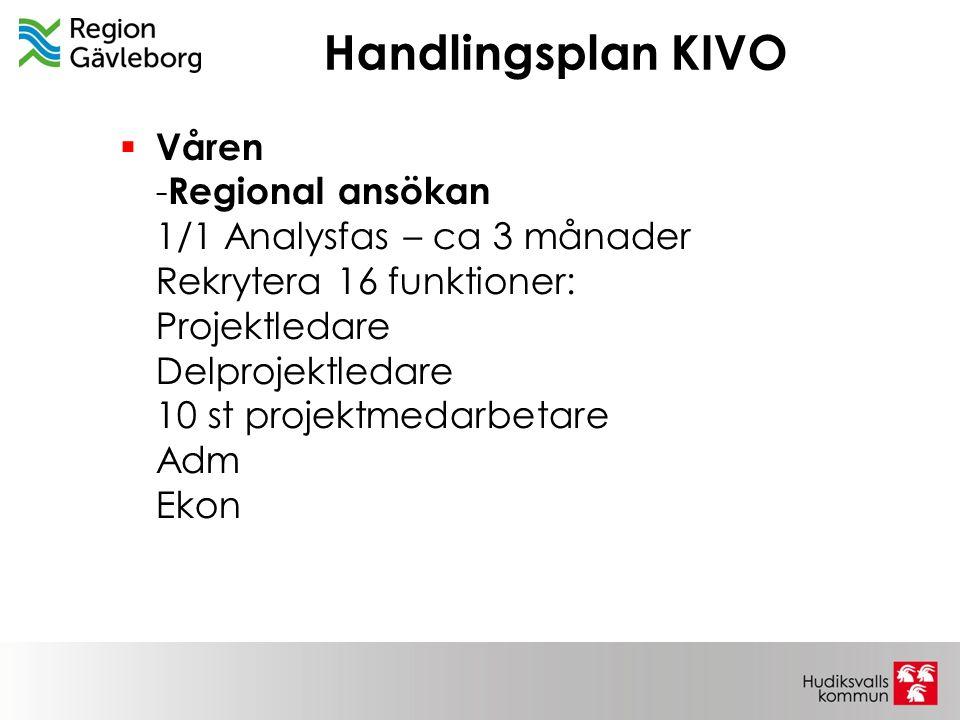 Handlingsplan KIVO