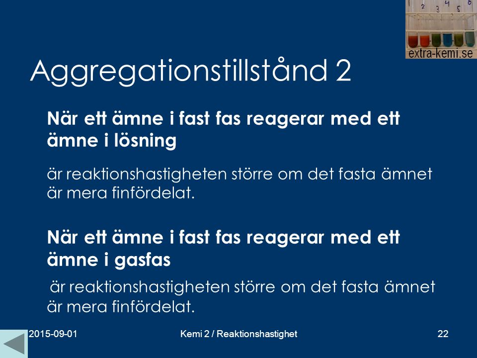 Aggregationstillstånd 2