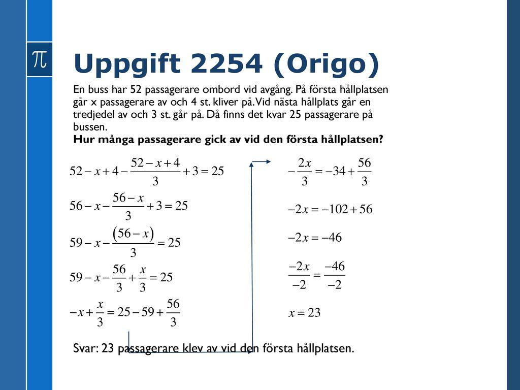 200 000 = 2 · 105 GRUNDPOTENSFORM Potens med basen 10