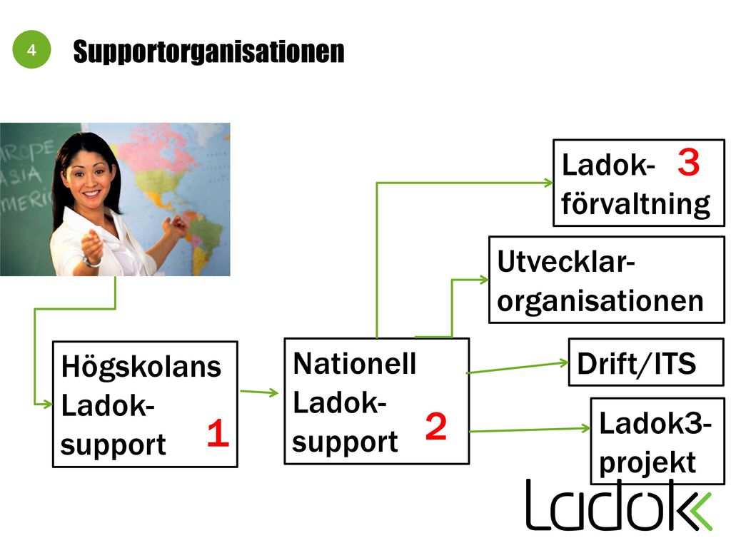 Supportorganisationen