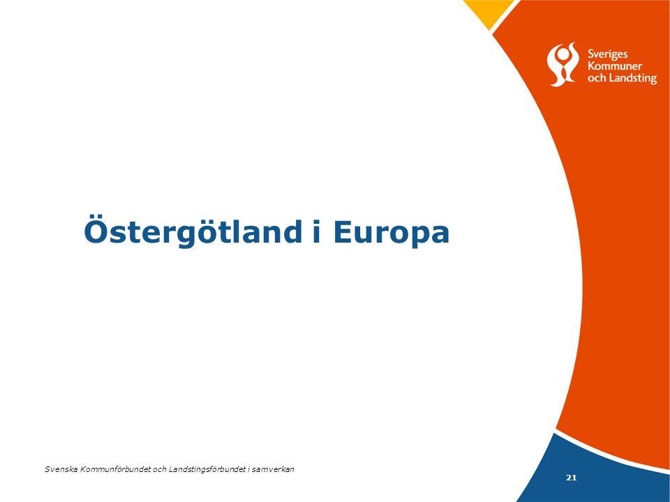 Östergötland i Europa