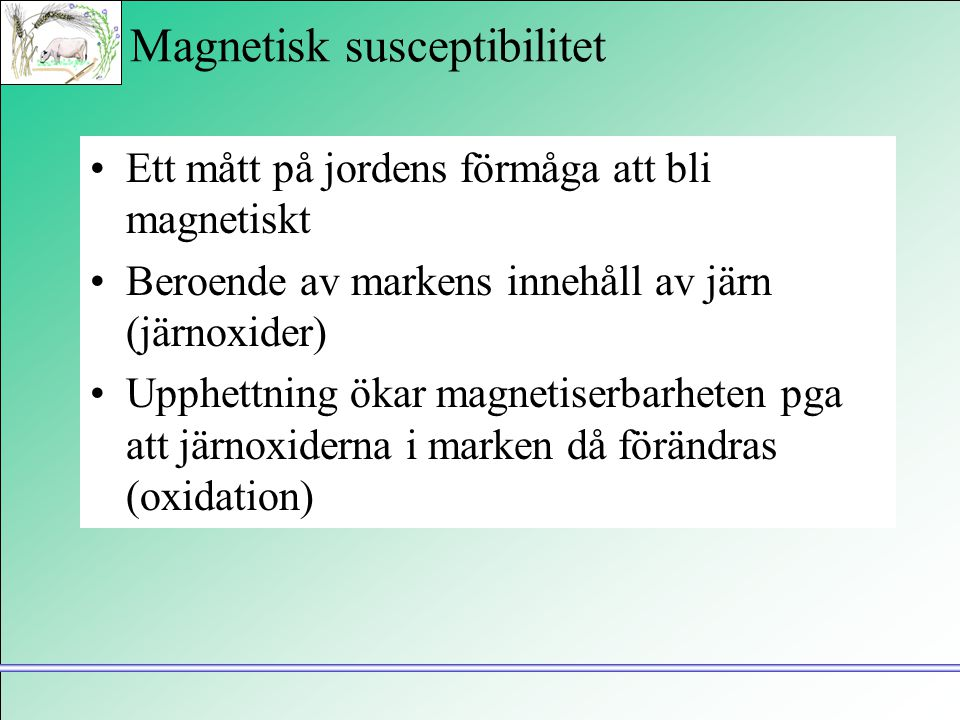 Magnetisk susceptibilitet