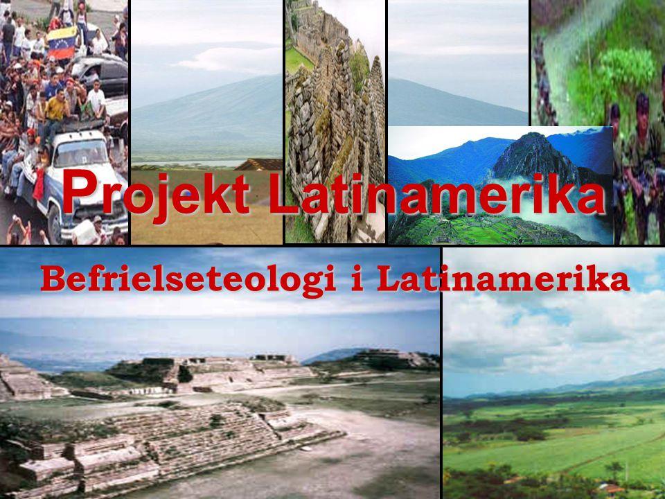 Befrielseteologi i Latinamerika