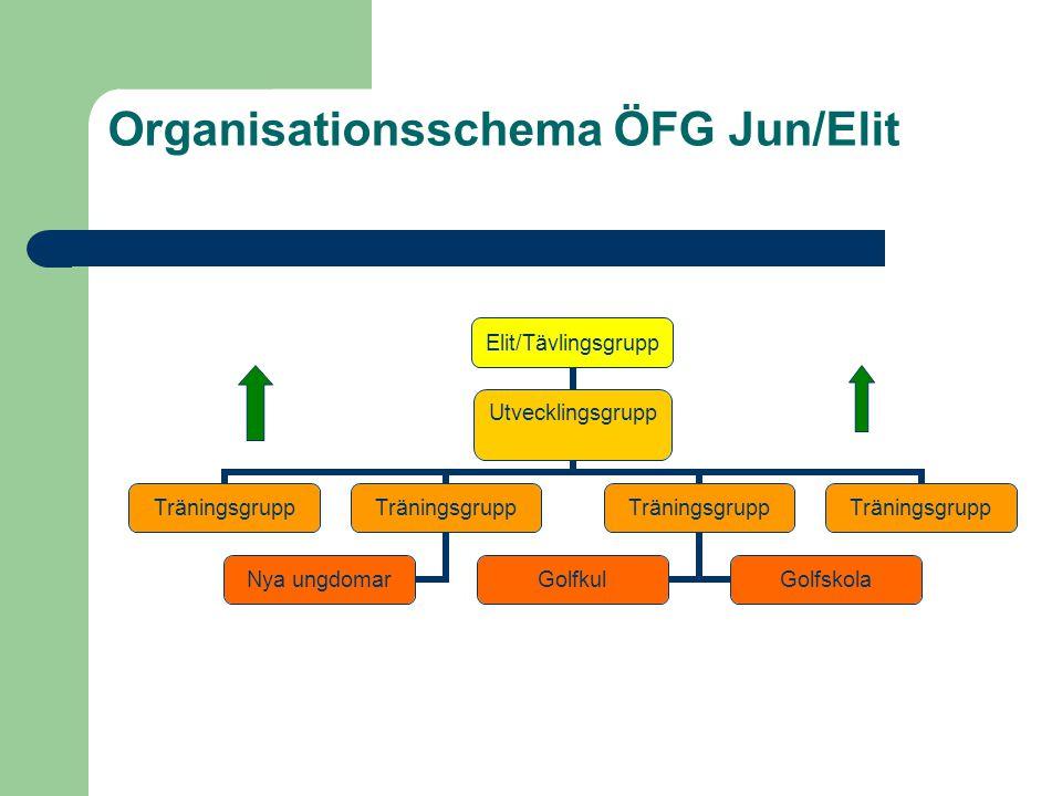 Organisationsschema ÖFG Jun/Elit