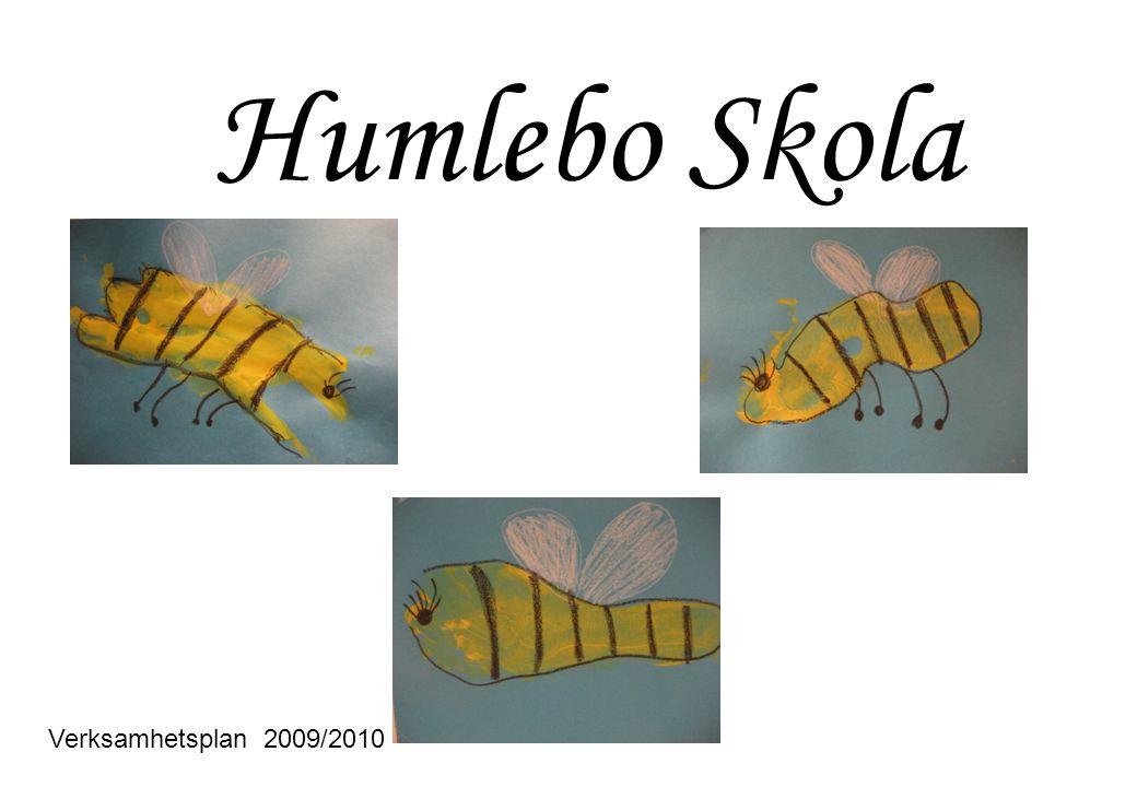 Humlebo Skola Verksamhetsplan 2009/2010