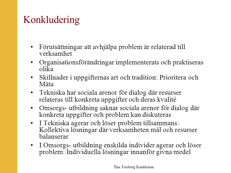 Tina Forsberg Kankkunen