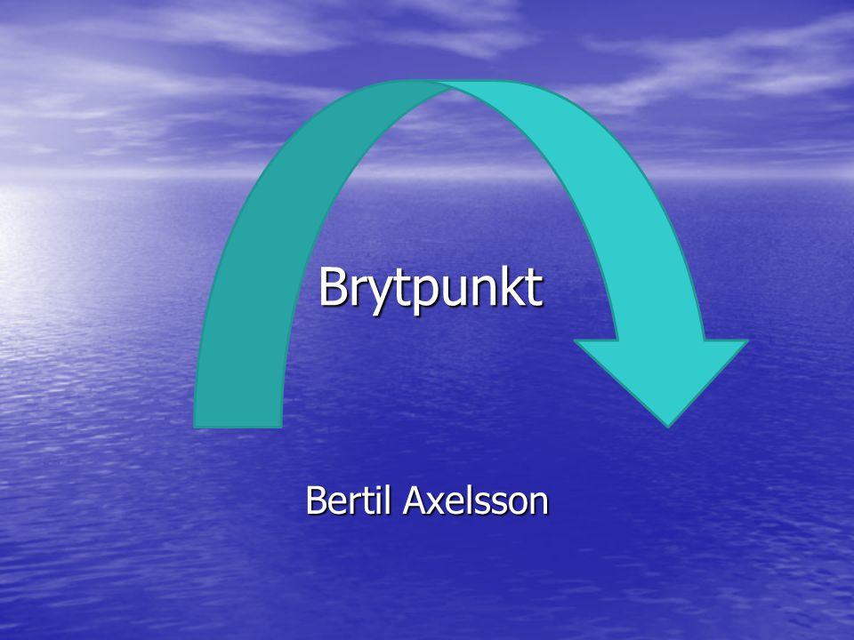 Brytpunkt Bertil Axelsson