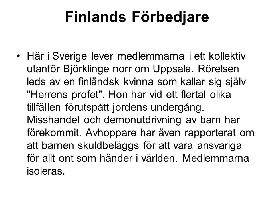 Finlands Förbedjare