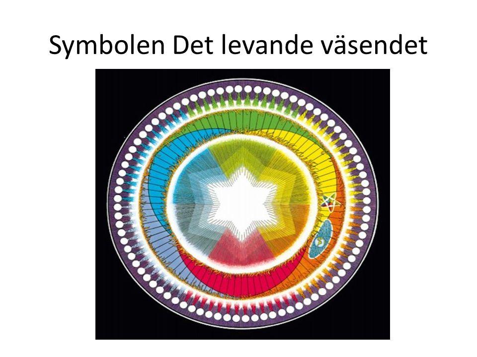 Symbolen Det levande väsendet